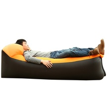 From USA Shipping Camping Picnic Inflatable Sofa Pillows Beach Portable Folding Storage  Tent Sleeping inflatable Bed