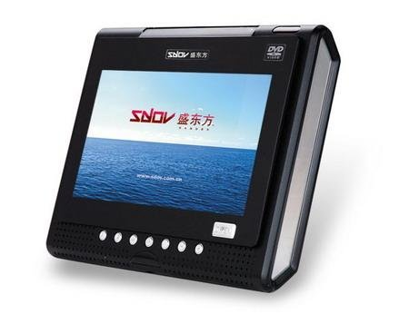 single din 4.3 inch hd vehicle DVD,4.3inch car dvd player