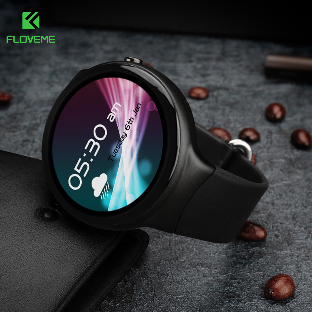 FLOVEME I4 1G+16GB Smart Watch Bluetooth 4.0 GPS Watch For Android Men...