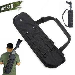 Image 2 - Tactical Rifle Gun Bag Military Shotgun Handbag Scabbard With Shoulder Handbag for Hunting Camping Outdoor Weapon Gun Bag