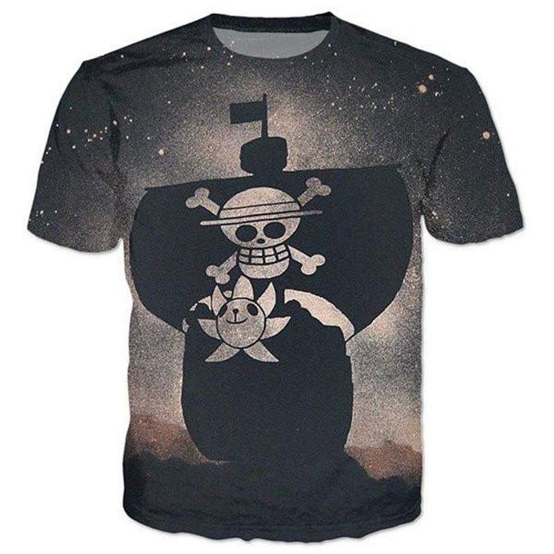 One Piece T Shirt Ship