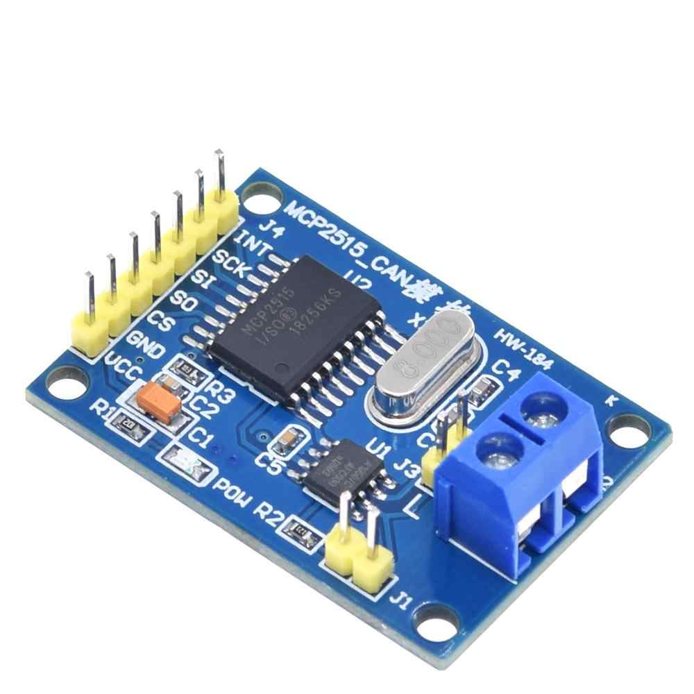 For Arduino MCP2515 CAN Bus Module TJA1050 Receiver SPI Module new