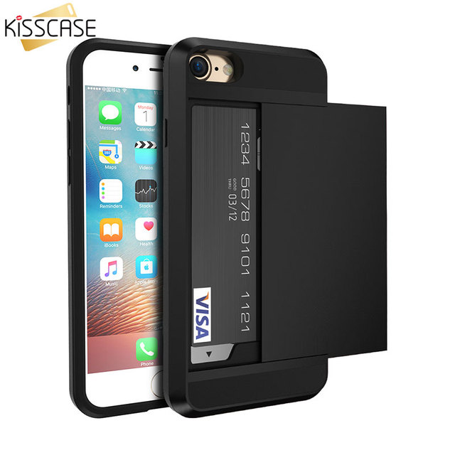 coque iphone 7 plus card