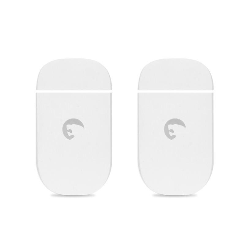 Etiger 2 Pc Es-d3c Drahtlose Tür/fenster Kontakt Alarm Hause Alarmanlage Tür Fenster Alarm Tamper Schalter Aromatischer Geschmack