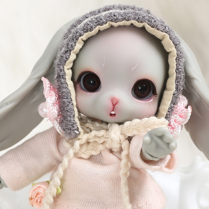 Dollsoom Leepy BJD YOSD Doll 1/8 Rabbit Version Body Model High Quality Fashion Shop Sweeter Girl Gift