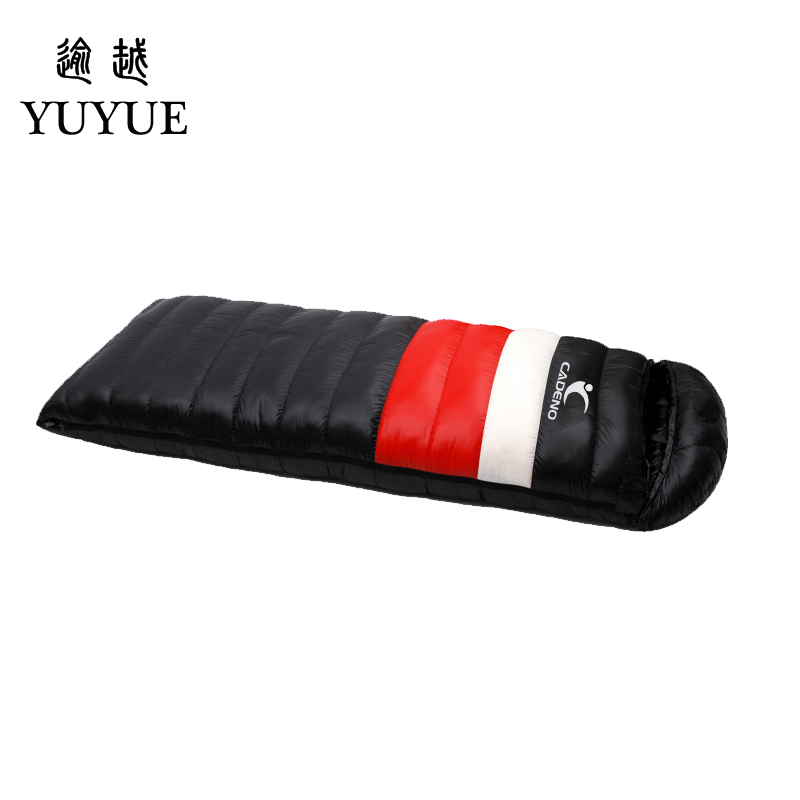 Outdoor Adult light sleeping bag ultralight winter for camping tent waterproof nylon survival sleeping bag camping 3