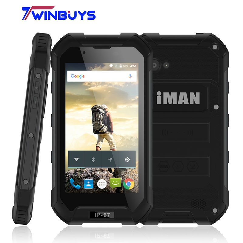 2017 NEW IMAN X5 3G LTE Mobile Phone Android 5.1 1GB RAM 8GB ROM