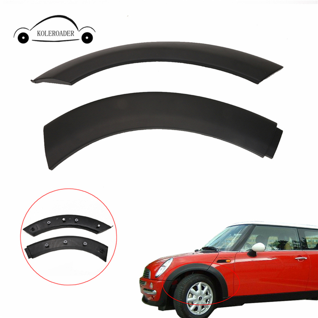 For Mini Cooper Wheel Arch Trim Driver Left Side Hood For Bmw Mini