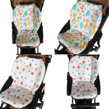 цена на Universal Car Stroller Seat Covers Auto Soft Thick Pram Cushion Car Seat Pad Covers for Baby Kids Children Stroller Accessories
