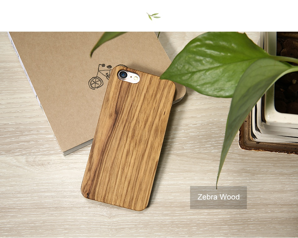 For iPhone 7 iPhone 7 Plus Case Natural Bamboo Wooden Phone Cases For iPhone 6 6S Plus 6 Plus (11)
