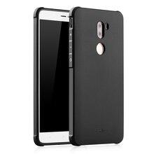Для Xiaomi Mi 5S Плюс/Для Xiaomi Mi 5S Case Обложка антидетонационных Силиконовые Чехлы Чехлы Защитная Сумка Тонкий Телефон Капа Funda