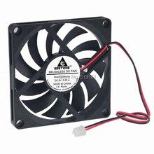 GDT DC  8010 axial flow fan 8cm 5v 80x80x10mm wholesale 2pcs