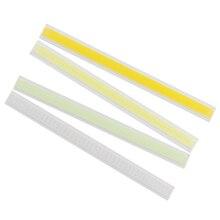hot sale big discount daytime Car light LED COB Strip Light 170mm 15mm 12V DC 6W Warm White Cool Blue FLIP Chip for DIY