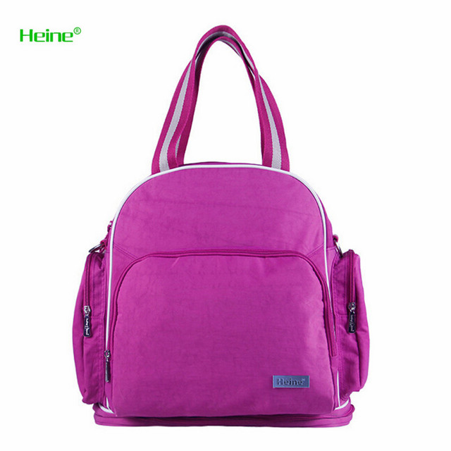 Heine mummy backpack nappy bag baby diaper bags mommy maternity bag pregnant women  babies care product free shipping