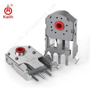 Image 2 - Kailh 7/8/9/10/11/12mm 로터리 마우스 스크롤 휠 인코더 1.74mm 홀 20 40g 포스 PC 마우스 alps 엔코더 800,000 수명주기