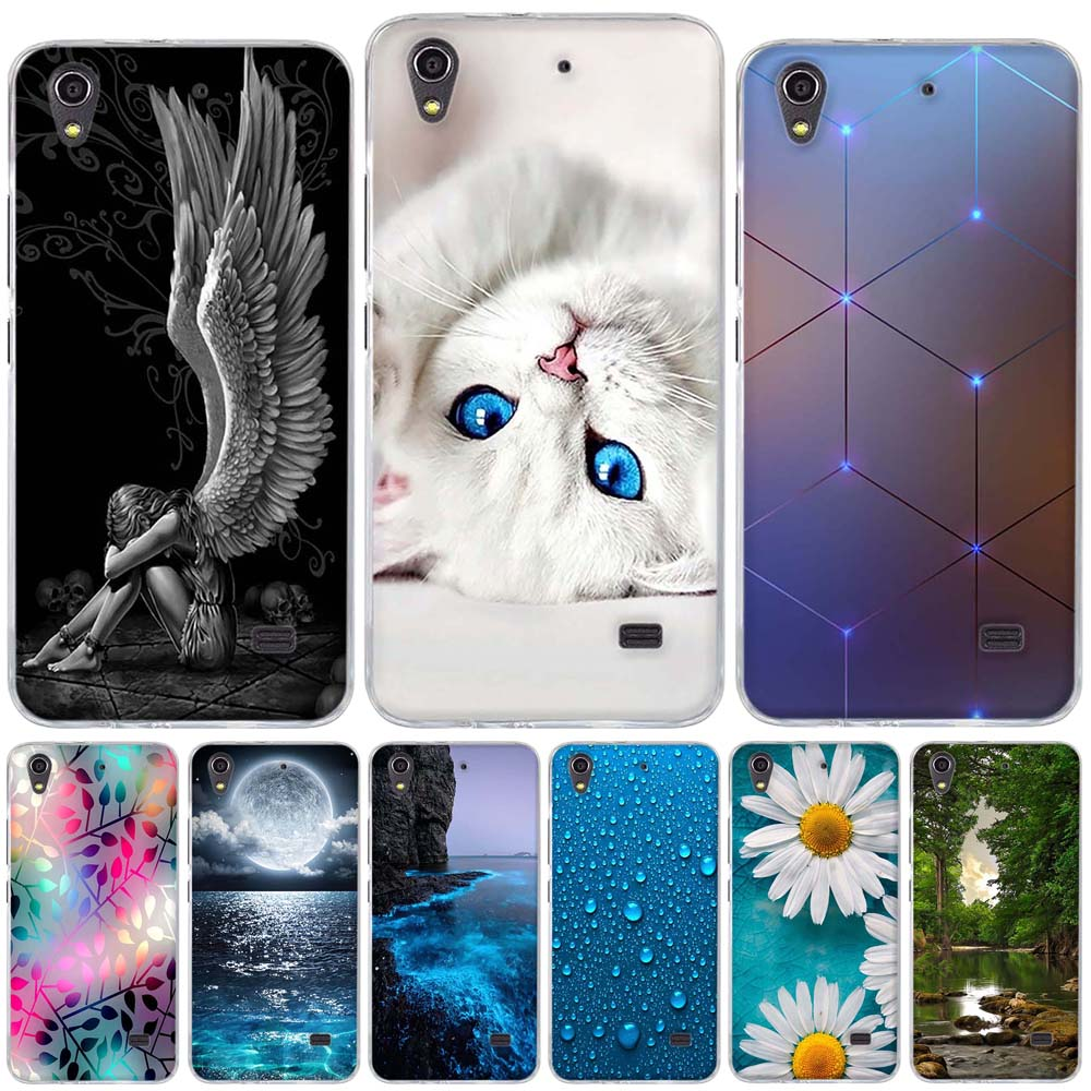 Soft TPU Case For Huawei Ascend G620S G621 C8817E/D Honor Play 4 ...