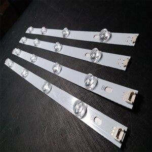 Image 5 - 8 PCS/set LED backlight strip bar for LG LC420DUE 42LB3910 42LF620V INNOTEK DRT 3.0 42 inch A B 6916L 1709A 6916L 1710A