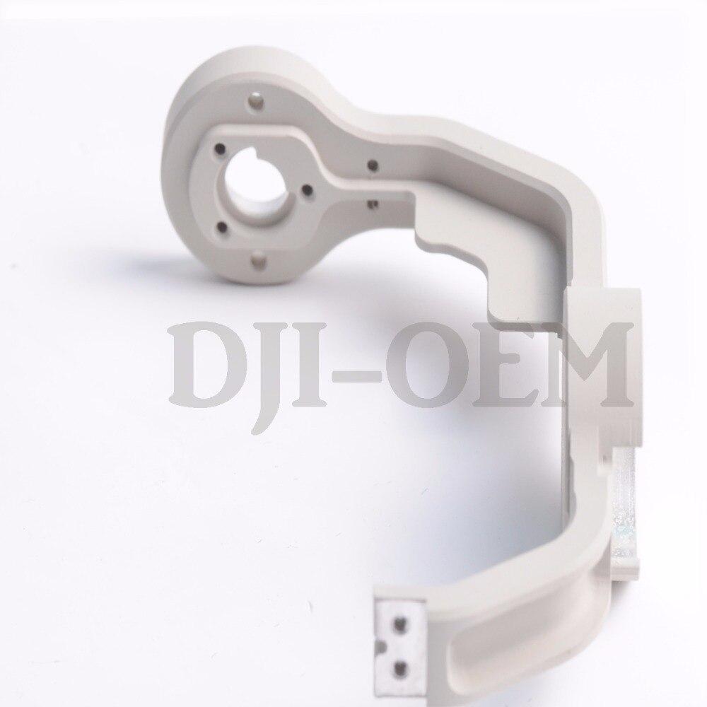 DJI Phantom 4 Gimbal Yaw Roll Arm Replacement for Phantom 4 DIY kit HRC55 Aerometal  CNC Mill Aluminum Parts