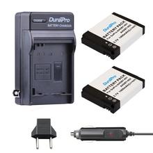 2 шт. AHDBT-001 AHDBT 001 литий-ионный Батарея машины Зарядное устройство + ЕС Разъем для GoPro Hero AHDBT-002 Gopro Hero2 1080 P 960 перо AHDBT-002 Батарея