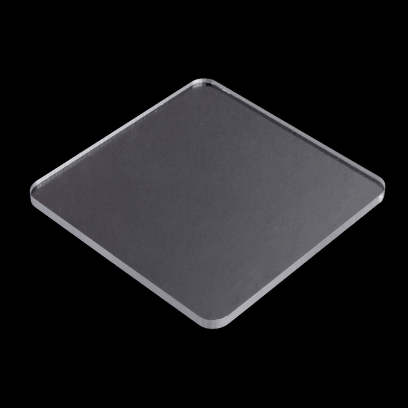 Tool Craft Pressure Plate Clay Acrylic Pottery Workbench Transparent