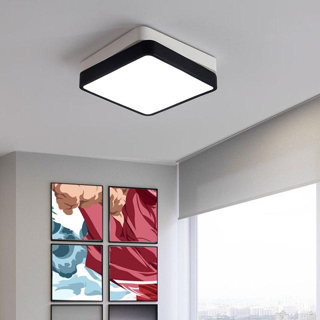 Iluminacion led techo iluminacin oficina con pantalla de for Sala de estar oficina