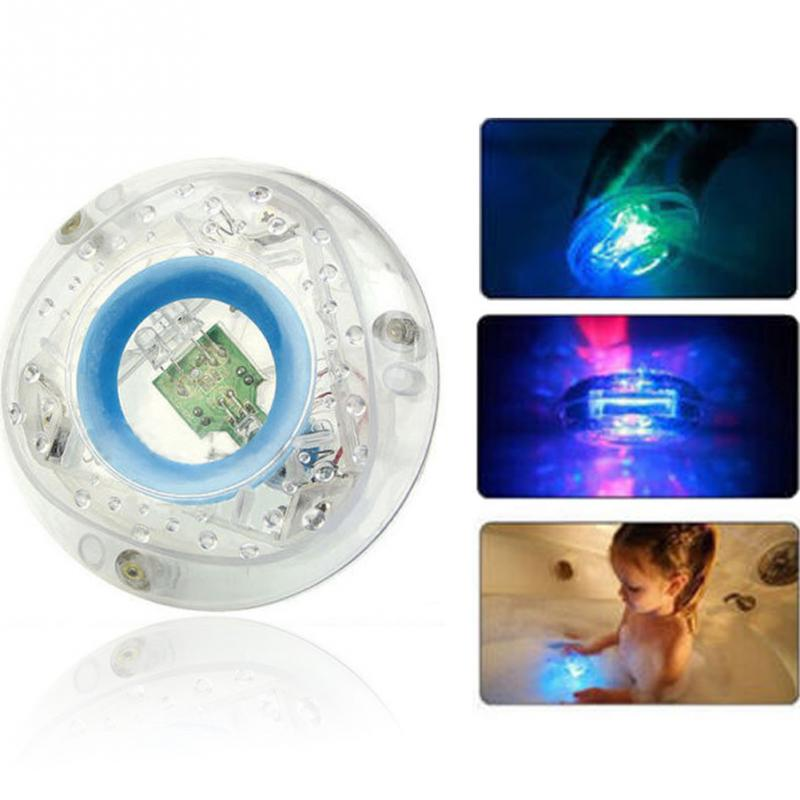 Aliexpress.com : Buy Party in the tub toy bath water led light kids ...