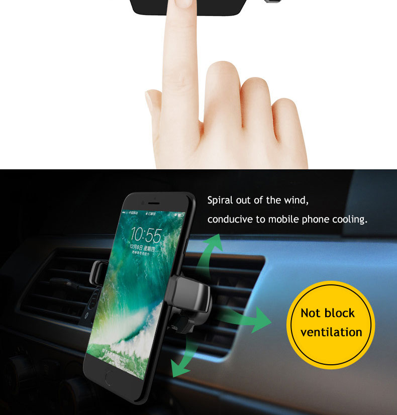 Mobile Phone Accessories Cheap Sale Car Phone Holder Magnetic Air Vent Mount Mobile Smartphone Stand Magnet Support Cell Cellphone Telephone Desk In Car Holder Gps Exquisite Craftsmanship; Cellphones & Telecommunications