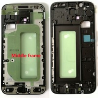 battery samsung galaxy 100% New For Samsung Galaxy J5 (2017) /J5 Pro J530 J530F/DS J530Y/DS Rear Back Housing Battery Cover with Front Middle Frame (2)