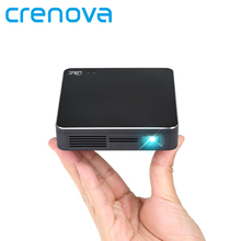 Crenova xpe700 pico proyector de vídeo hd 1080 p wifi usb hdmi dlp led mini proyector portátil para el iphone ipad smartphone tablet
