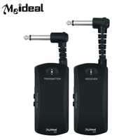 Meideal M2 2.4G Wireless Guitar Transmitter Receiver Audio Rechargeable Digital Transmission System For Electric Guitar Bass