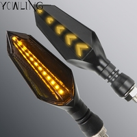 Vorne oder Hinten LED Blinker Anzeige Licht Für YAMAHA MT 01 MT 25 MT 03 MT 07 MT 09 MT 10 MT09 MT07 Tracer Motorrad blinker| |   -