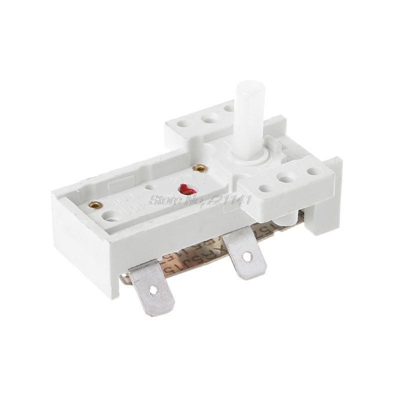 Electric Heater Thermostat Heating Electric Oil Ding Oil Lamp Temperature Control Switch 16A 250V Dropship