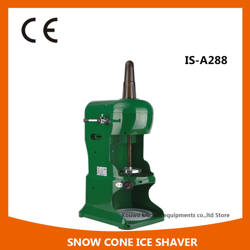 Best selling Green colour snow ice shaver machine with CE and high quality and manual ice shaving machine 1pcs ga 8knxp rev1 0 875 selling with good quality