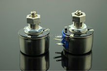 DIY HIFI 2PCS Single Turn Wirewound Potentiometers WX14-11 3W 56R 100R 220R 470R 1K 2.2K 4.7K 10K 20K 5% Filament Balance