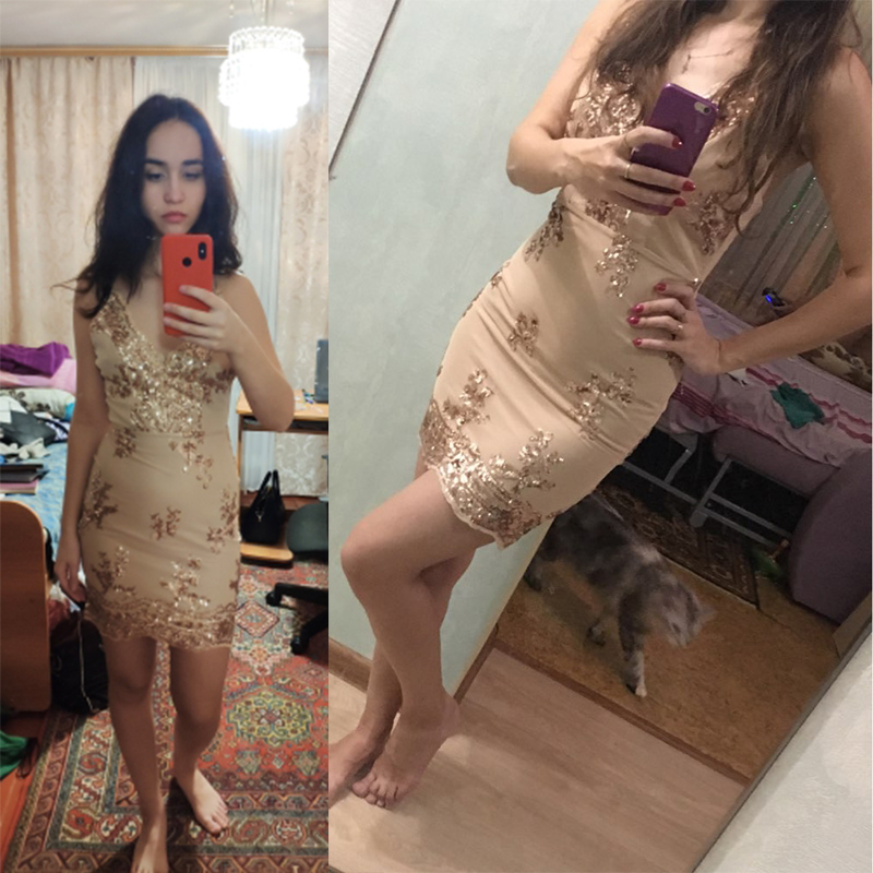 Sexy club outfits Sequins Summer Dress Women Mini Black bodycon Party dress vintage woman sukienki Dresses vestidos clothes 2020 2