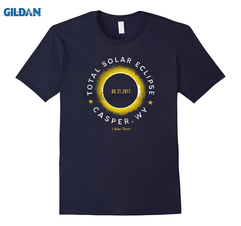 GILDAN Casper Wyoming Eclipse shirt August 21 2017 Womens T-shirt