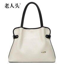 Famous brands laorentou women bag 2016 new women leather bag top quality luxury fashion women handbags shoulder bags