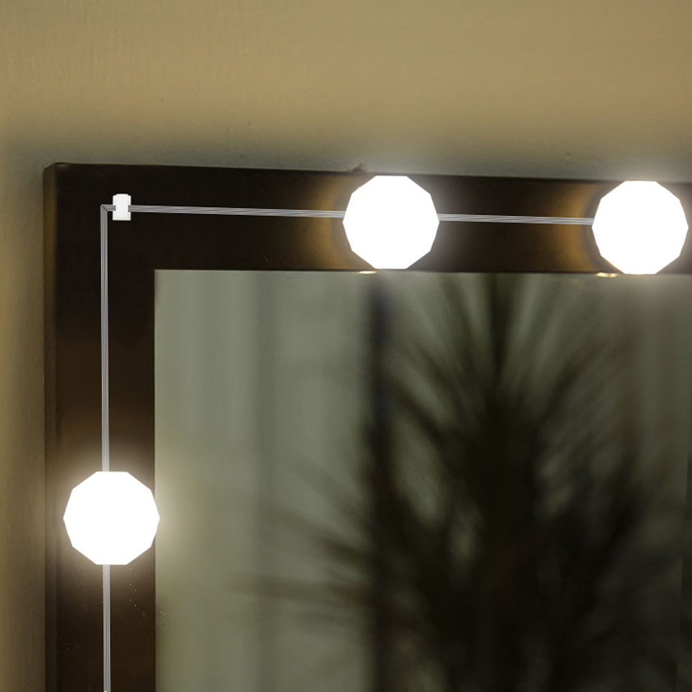 Buy Makeup Mirror Led Lights 10 Hollywood Vanity Light Bulbs For