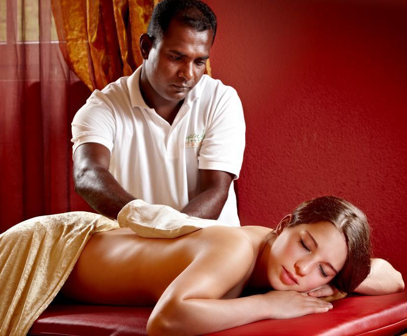 Garshana Gloves raw silk massage gloves 6 Pairs SPA Glove ayurvedic massage glove