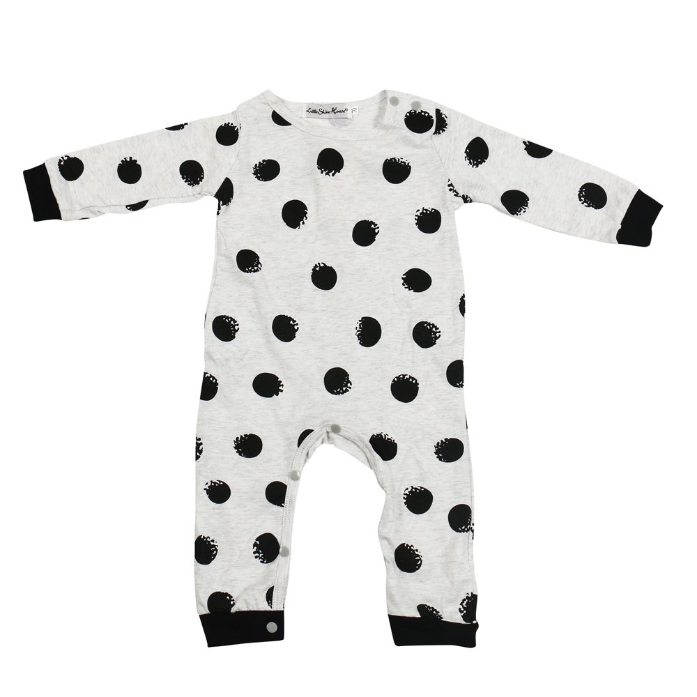 New 2017 Autumn Baby Rompers Baby Boy Clothing Children Jumpsuits Newborn Baby Girl Clothes Infant Costume