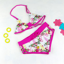 Girls Two-Piece Swimsuit Bikini