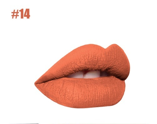 20 Color Matte Lipstick  Makeup Labiales 38 Color Maquiagem Long Lasting Batom Waterproof