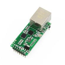 USR TCP232 T2 TTL Ethernet Module Network To Serial Port RJ45 To TTL Network Port