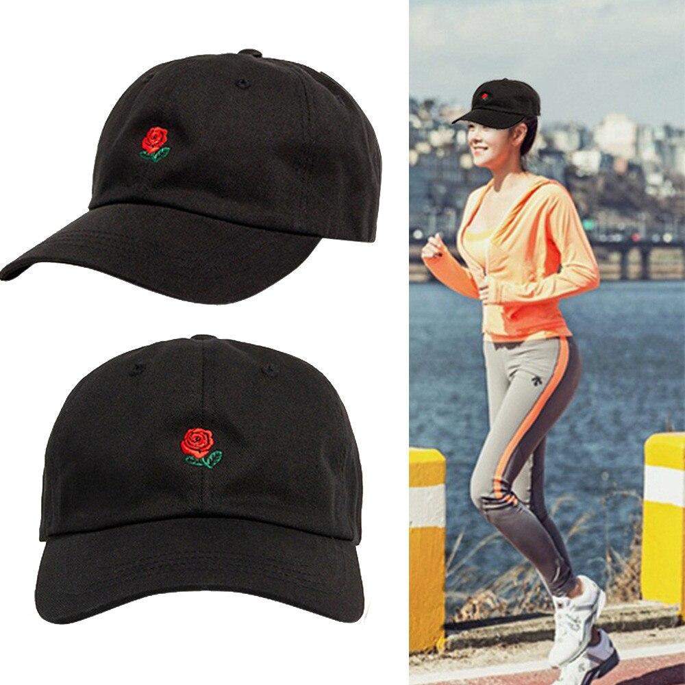Women's   Cap   Fashion Embroidery Cotton   Baseball     Cap   Boys Girls Snapback Hip Hop Flat Hat Summer Hats For Unisex 2019@30
