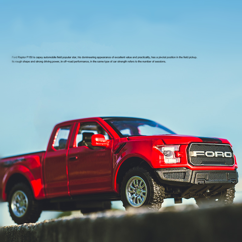 Best Deal 1 32 Ford Raptor F150 Pickup Refitl Mini Auto