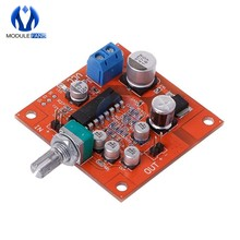 PT2399 Microphone Reverb Plate Reverberation Board No Preamplifier Function Module Pre Amplifier AMP(China)