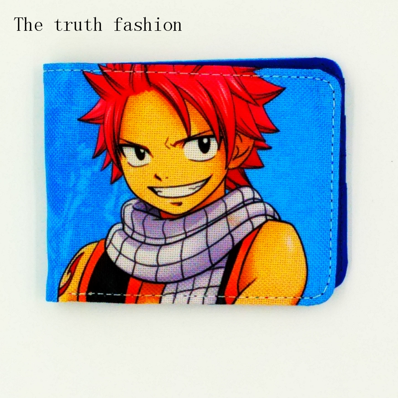 wholesale online shopping game character wallets Final Fantasy Naruto Ninja Turtle Fairy Tail Cartoon game purse clutch image