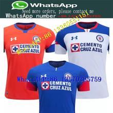 680e2505047 Thailand Quality 2019 2020 Mexico Club Cruz Azul Liga MX Soccer Jerseys  19 20 Home Blue Away White Football Shirts camisetas