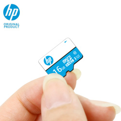 Hp Micro Sd 16 Gb Tf Flash Memory Card Sdhc Cartao De Memoria Microsd Class10 U1 Originele Tarjeta UHS-I Mobiele telefoon Full Hd Card