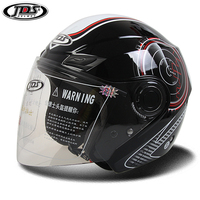 NENKI 2016 Chopper Motorcycle Helmets Outdoor Sports Man And Woman Black Motocross Open Face Helmet Half